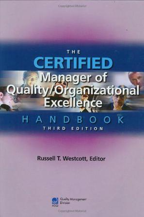 the certified manager of quality